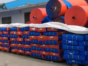 塑料防水篷布